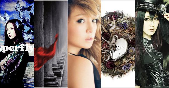 This Week in J-Pop: BUCK-TICK, THE NOVEMBERS, Superfly, Eri Kitamura, Ayumi Hamasaki